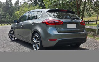 2014 Kia Cerato Sli Nav Review