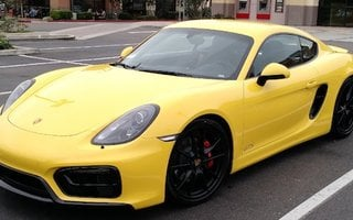 2016 Porsche Cayman GTs Review