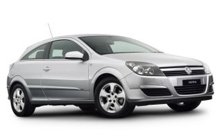 2005 Holden Astra Classic Equipe Review