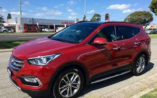 2016 Hyundai Santa Fe Highlander CRDi (4x4) Review