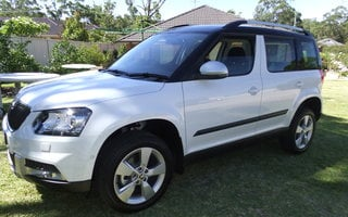 2014 Skoda Yeti 103 TDI (4x4) Review