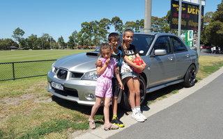 2006 Subaru Impreza WRX (AWD) Review