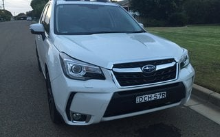 2016 Subaru Forester 2.0xt Premium Review