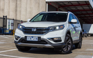 2015 Honda HR-V VTi-L Review