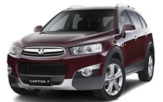 2016 Holden Captiva 7 LTZ (AWD) Review