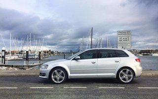 2010 Audi A3 Sportback 1.8 TFSI Ltd Ed Review
