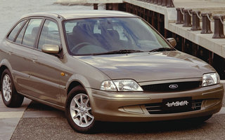 1998 Ford Laser GLXi Review