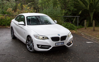 2016 BMW 2 28i M-sport Review