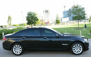 2009 BMW 740li Review