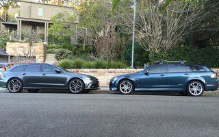 2010 Holden Commodore S Review