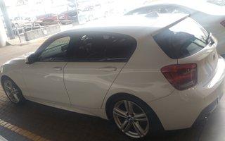 2013 BMW 1 16i Sportline Review