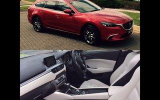 2015 Mazda 6 Atenza Review