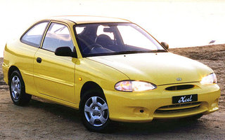 1999 Hyundai Excel Sprint Review