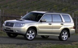 2006 subaru forester xs review caradvice. Black Bedroom Furniture Sets. Home Design Ideas