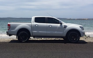 2016 Ford Ranger XLT 3.2 (4x4) review