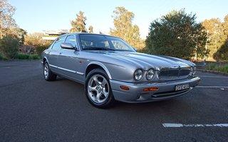 2002 Jaguar Heritage 3.2 Review