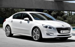 2012 Peugeot 508 GT Luxury HDi Review