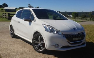2014 peugeot 208 gti review | caradvice