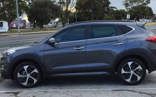 2016 Hyundai Tucson Highlander (AWD) review