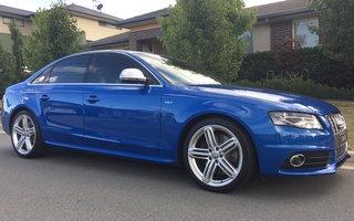 2009 Audi S4 3.0 TFSI quattro review