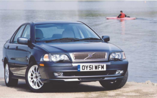 2000 Volvo S40 2.0 SE Review