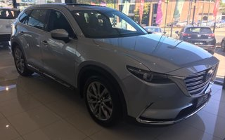 2016 Mazda CX-9 GT (FWD) Review