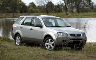 2006 Ford Territory TS (4x4) review