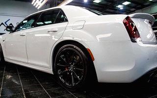 2017 Chrysler 300 SRT Hyperblack review