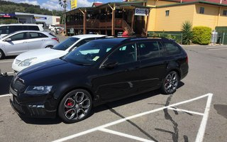 2017 Skoda Octavia RS 162TSI review