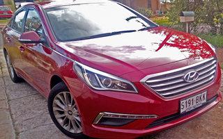 2015 Hyundai Sonata Active review