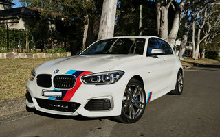 2017 BMW M140i review