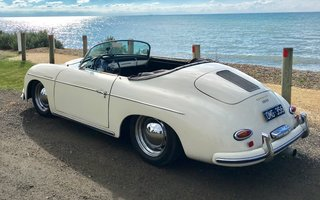 1955 Porsche 356 Speedster review