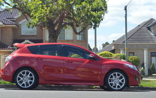 2010 Mazda 3 MPS Luxury review