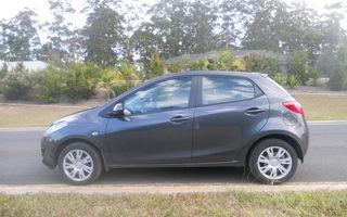 2013 Mazda 2 Review