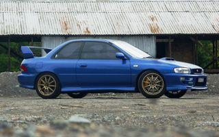1999 Subaru Impreza Review