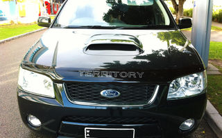 2006 Ford Territory Review