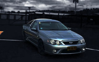 2006 Ford Falcon Review