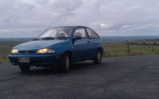 1994 Ford FESTIVA Review