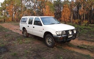 1997 Holden Rodeo Review