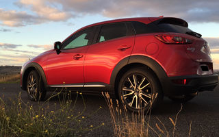2015 Mazda CX-5 Review