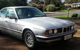 1993 BMW 5 Series Review