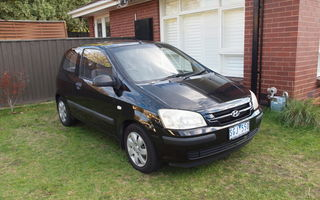 2003 Hyundai Getz Review