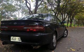 1995 Toyota Corolla Review