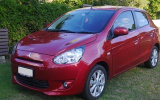 2013 Mitsubishi Mirage Review