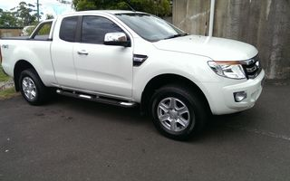 2013 Ford Ranger Review