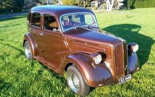 1960 Ford ANGLIA Review