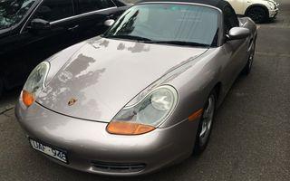 2001 Porsche Boxster Review
