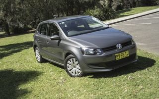 2012 Volkswagen Polo Review
