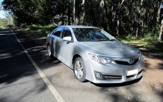 2014 Toyota Camry Review