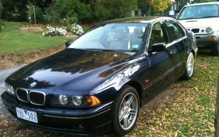 2001 bmw 5 series review caradvice. Black Bedroom Furniture Sets. Home Design Ideas
